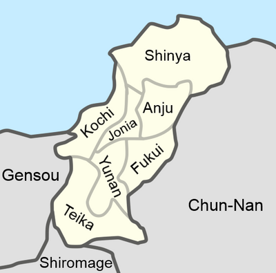 Breknat Map