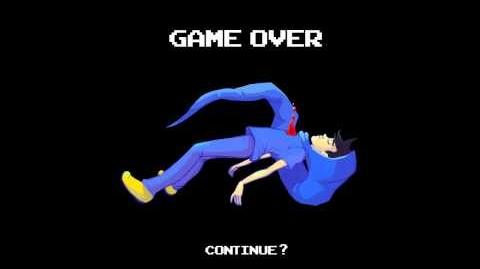 Homestuck- Game Over