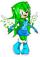 Dafne the Angel Rose