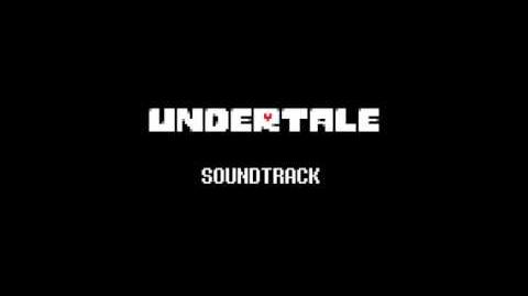 Undertale OST 072 - Song That Might Play When You Fight Sans