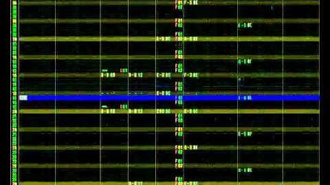 Xenoblade Chronicles - 8-bit Mechanical Rhythm on Famitracker