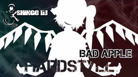 Touhou Hardstyle - Bad Apple (Shingo Dj remix)