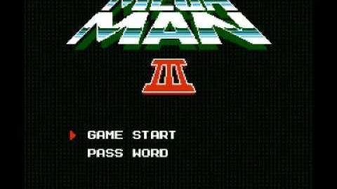 Mega Man 3 (NES) Music - Wily Fortress 2