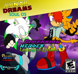 Lunar Dremas Soul OS