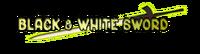 Black&WhiteSwordLogo