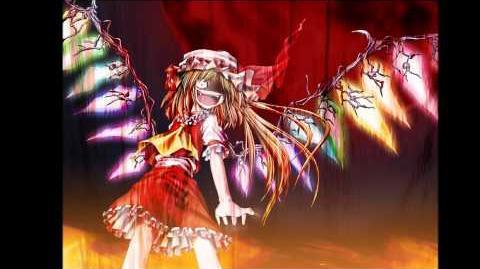 Touhou Embodiment of Scarlet Devil-Flandre Scarlet Theme Remix