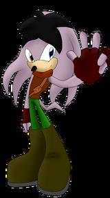 Isaac the Echidna