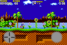 Sonic Retro Generations Gameplay Android