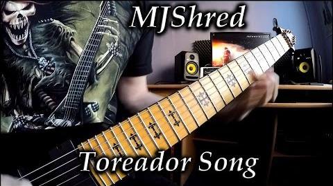 Carmen Toreador Song Metal Version