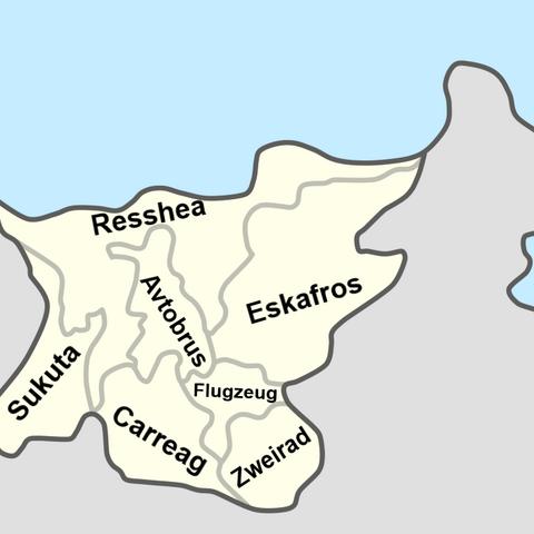 Mapa de Eternia