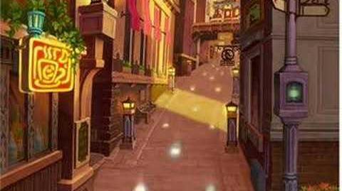 Kingdom Hearts II Music - Twilight Town (Roxas)