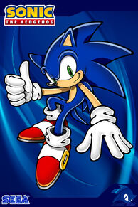 Sonic poster by sonicth62-d3fufsr