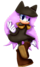 Jayna the Hedgehog