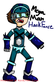 MegaManHackForce