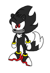 Darkness the Wolf