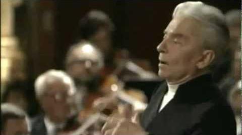 Hebert von Karajan - Réquiem de Mozart Lacrimosa