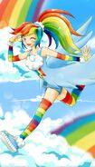Rainbow dash by chikorita85-d52igvg-1