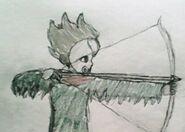 Animu Poisonshot Sketch