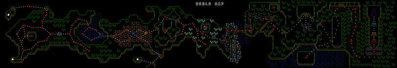 Cola160 Stick Ranger Map