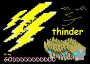 Thinder