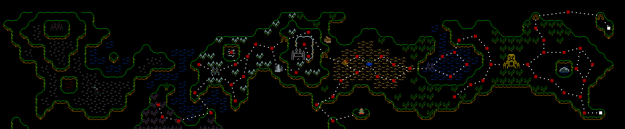 Bizarro World Map 4