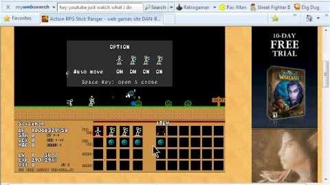 How to hack stick ranger with cheat engine