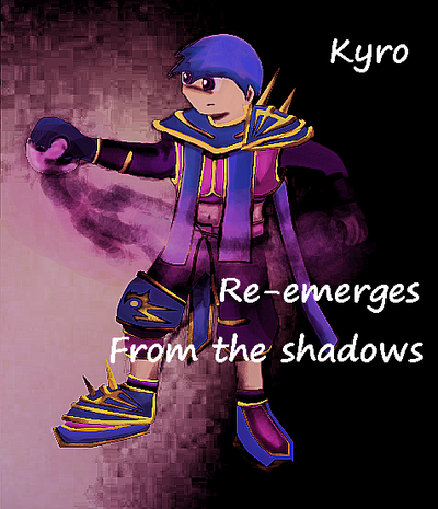 Kyro In The Shadows 2