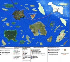Archipelag Legenda 5 - skończone