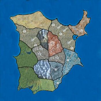 Makira na mapie