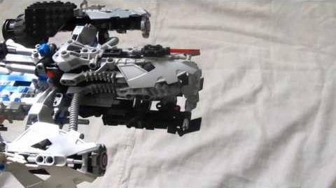 LEGO Space Marauders GD-12u
