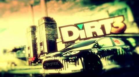 DiRT 3 - Soundtrack - South Central - Demons