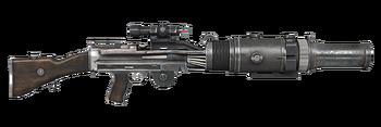 T-21B blaster