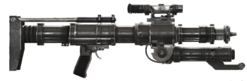 CJ-9 Bo Rifle blaster