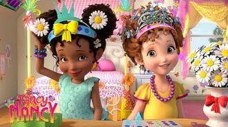 How to Make Your Hair Fancy - Fancy Nancy - Disney Junior