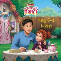 Nancy Goes to Work book