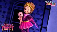 Dazzle Girl Music Video 🎀 - Fancy Nancy - Disney Junior