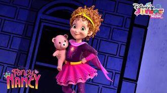 Dazzle Girl Music Video 🎀 - Fancy Nancy - Disney Junior