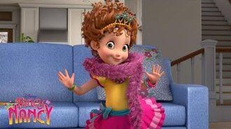 How to Wear a Boa - Fancy Nancy - Disney Junior