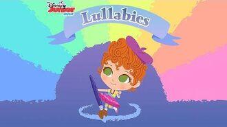 Add a Lil Fancy Lullaby 🎀 🎶 Disney Junior Music Lullabies Disney Junior