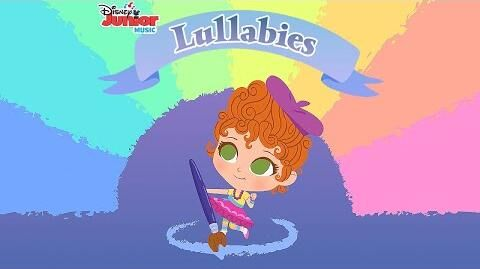 Add a Lil Fancy Lullaby 🎀 🎶 Disney Junior Music Lullabies Disney Junior