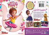 Fancy Nancy- Volume 1 DVD Cover (Amazon)