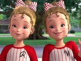 Rhonda and Wanda