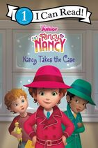 Nancy Takes the Case book