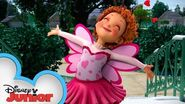 Valentine's Day Cookie Delivery Service❤️ Fancy Nancy Disney Junior