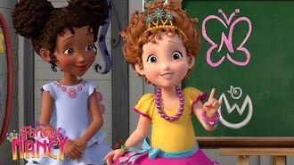 How to Make a Fancy Signature Fancy Nancy Disney Junior