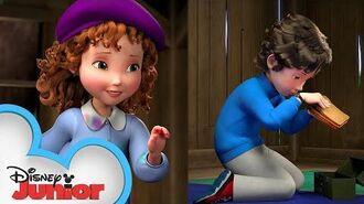 Nancy Learns About Autism World Autism Awareness Day Fancy Nancy Disney Junior