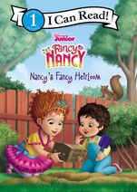 Nancy's Fancy Heirloom book