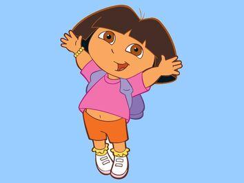 Dora explorer wallpaper 6