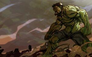 Unstoppable Hulk