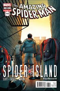 Amazing Spider-Man 673